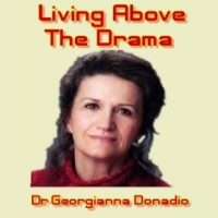 Georgianna Donadio iHeartRadio Living Above The Drama